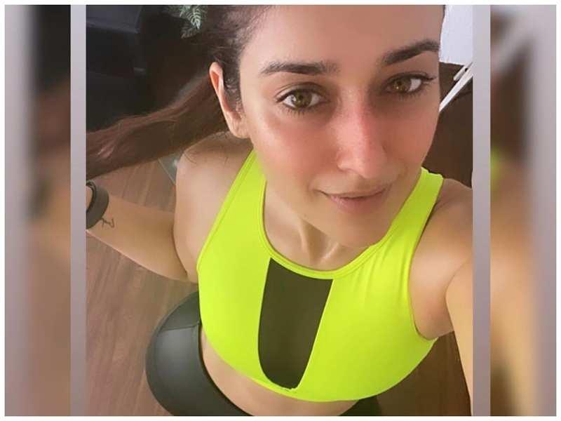 Ileana D'cruz Workout