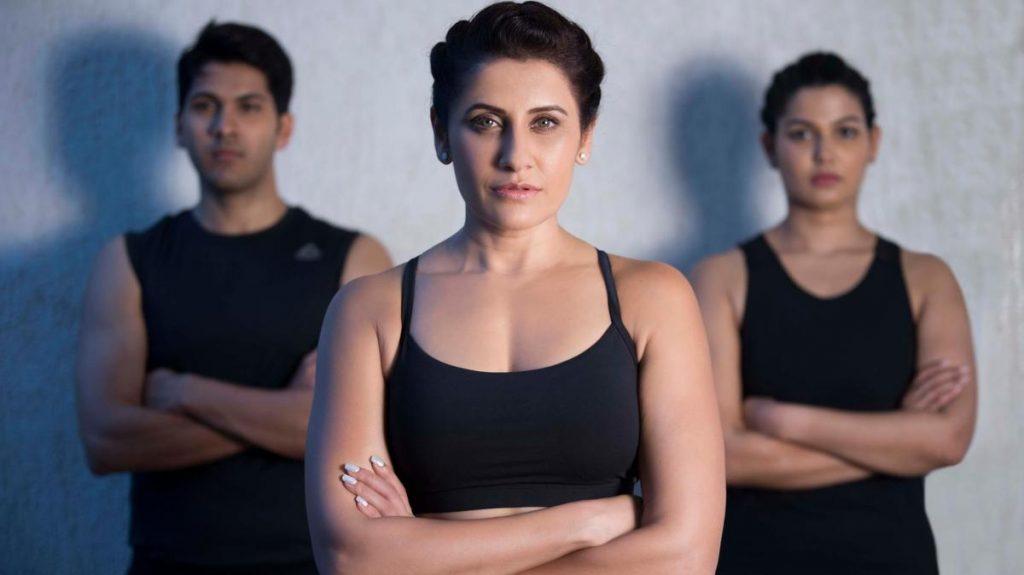 Celebrity fitness trainer Yasmin Karachiwala Diet & Workout