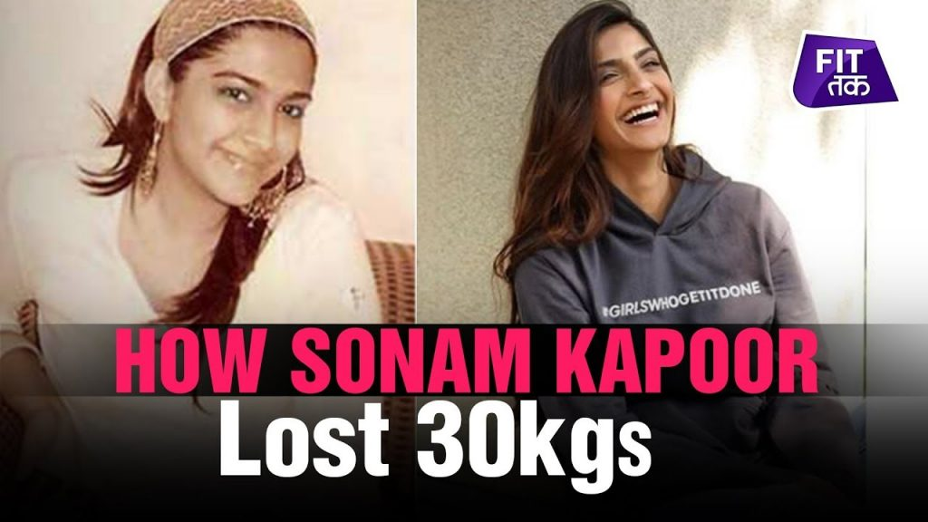 Sonam Kapoor Diet Plan and Weight loss in 7 Days