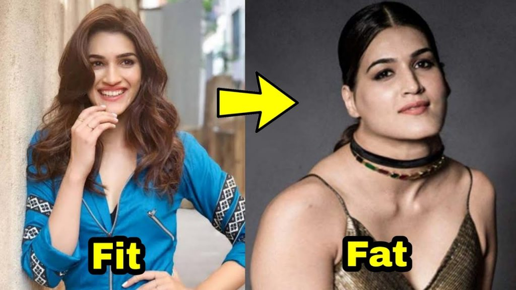 How Kriti Sanon 15KG Weight Gain for her Film Role